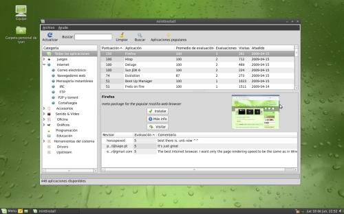 Linux Mint 4
