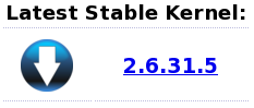 kernel-2.6.31.5