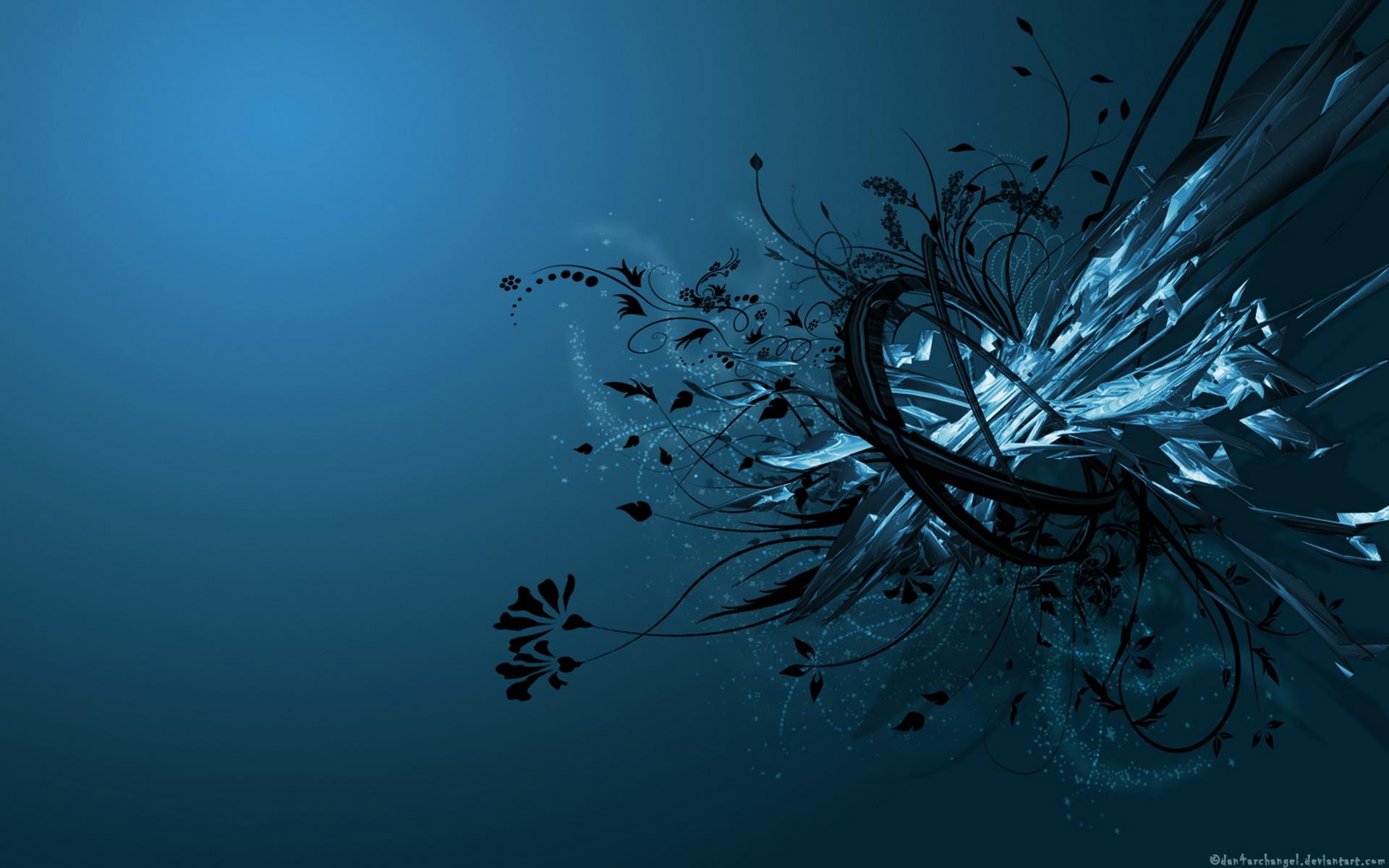 Wallpapers 'Azules' | El blog de Iyan
